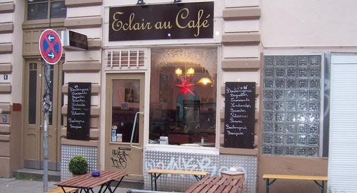 Eclair au Café Ottensen