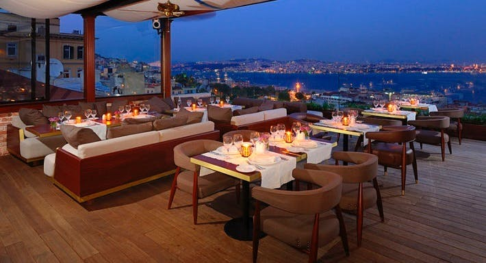 Le Fumoir Restaurant & Bar İstanbul image 2