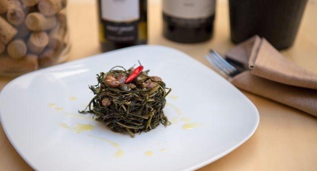 Un piatto in tavola a Il Gozzo, migliore ristorante di Salerno - Fonte: Quandoo