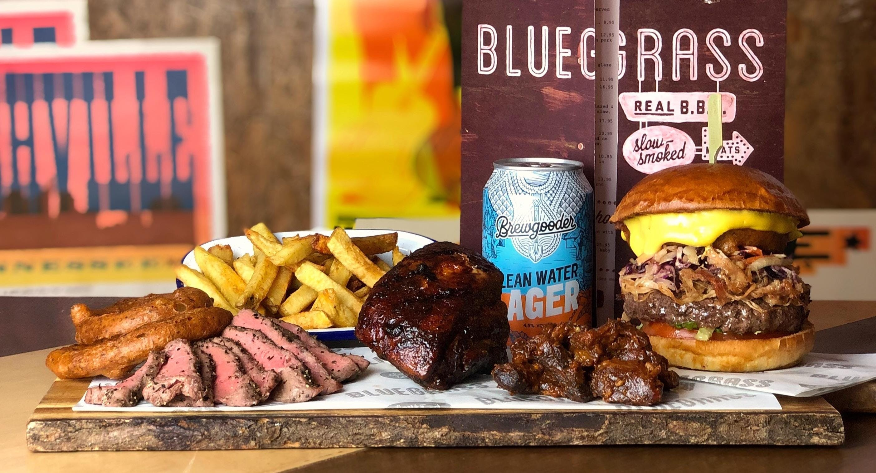 Bluegrass BBQ Smokehouse - Windsor