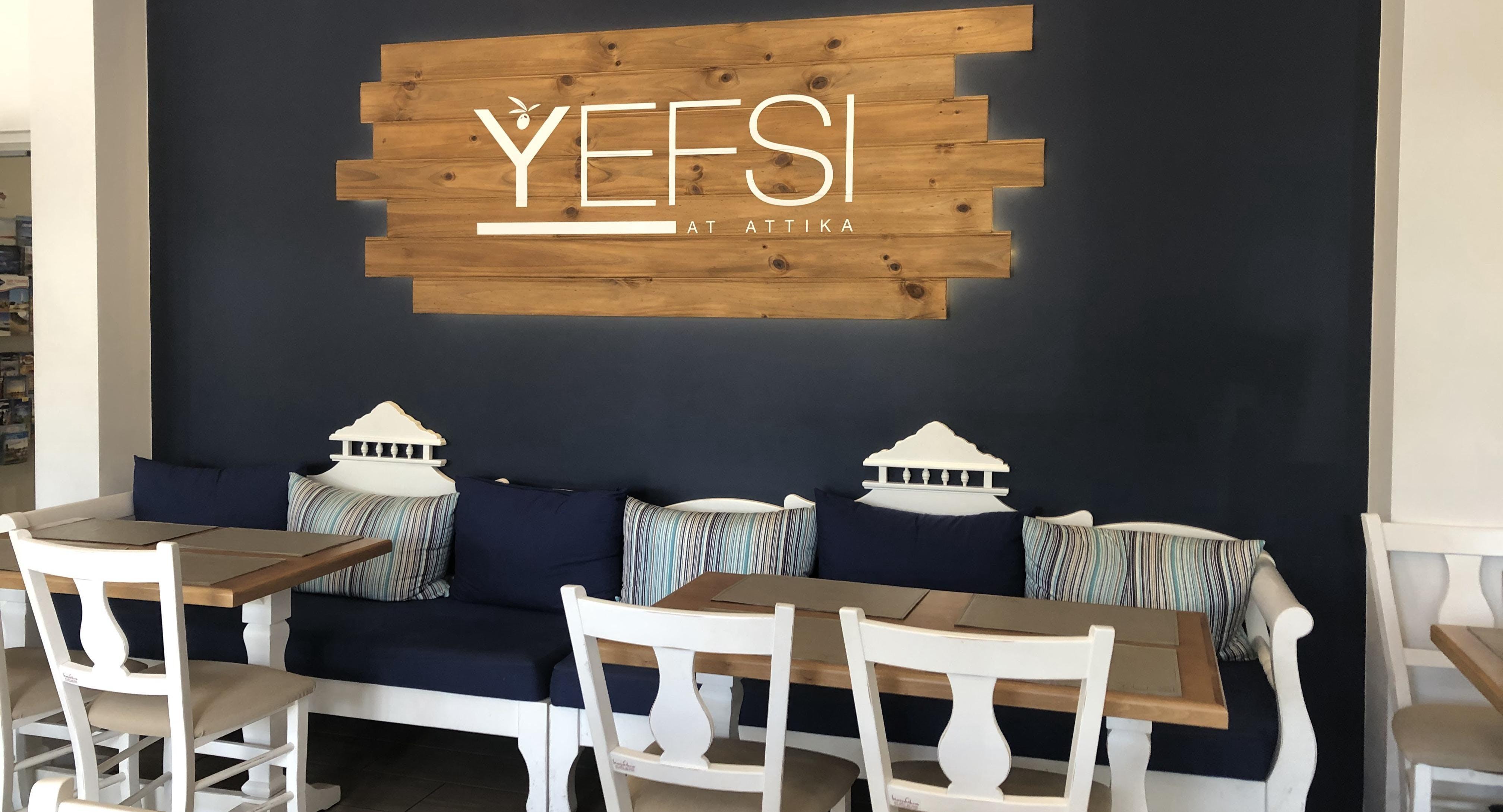 Photo of restaurant Yefsi at Attika in Northbridge, Perth
