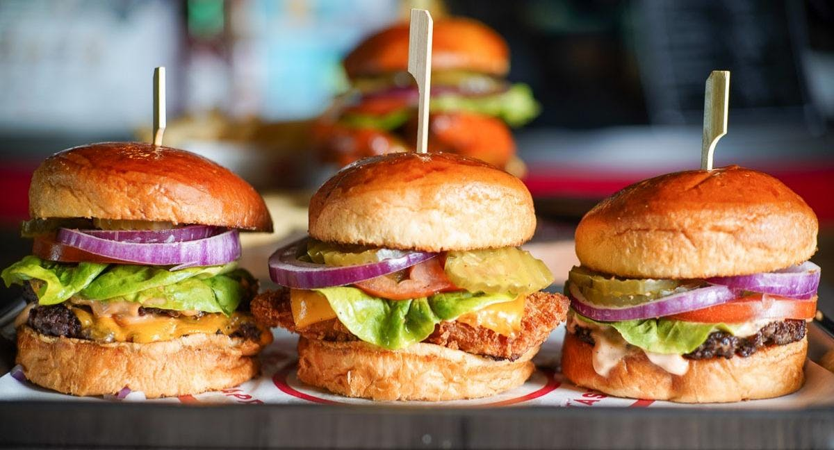 Burger Joys - Wan Chai