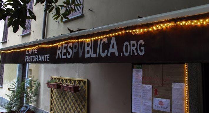 Restaurant Respvblica Pavia image 10
