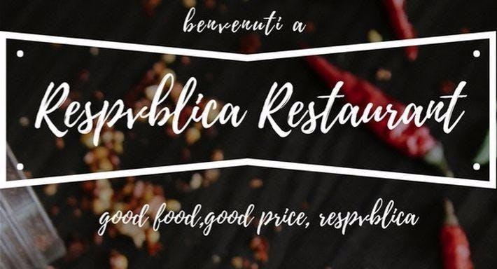 Restaurant Respvblica Pavia image 13