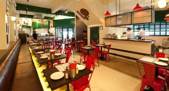 Peperoni Pizzeria - Zion Road Singapore image 3