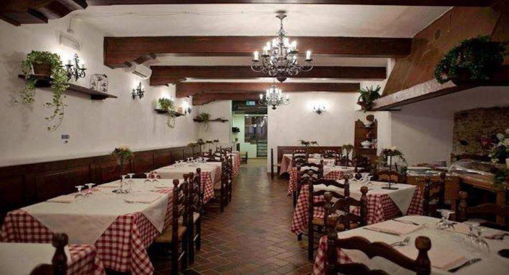 Buca Manzoni Bologna image 1