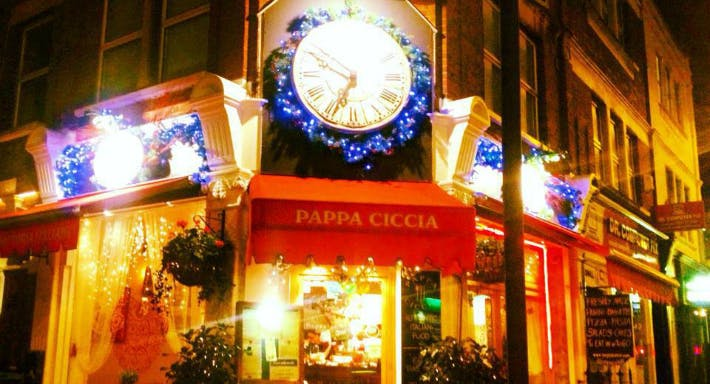 Pappa Ciccia Fulham High Street
