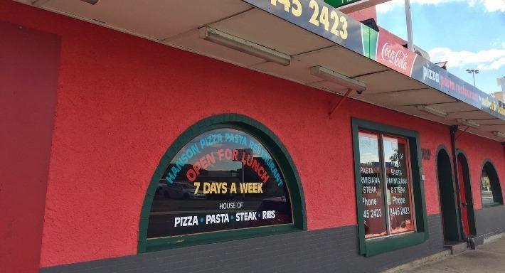 Hanson Pizza Bar