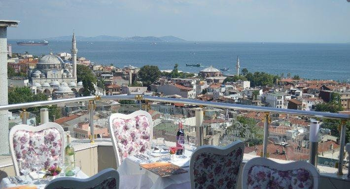 Hanzade Terrace Restaurant İstanbul image 3