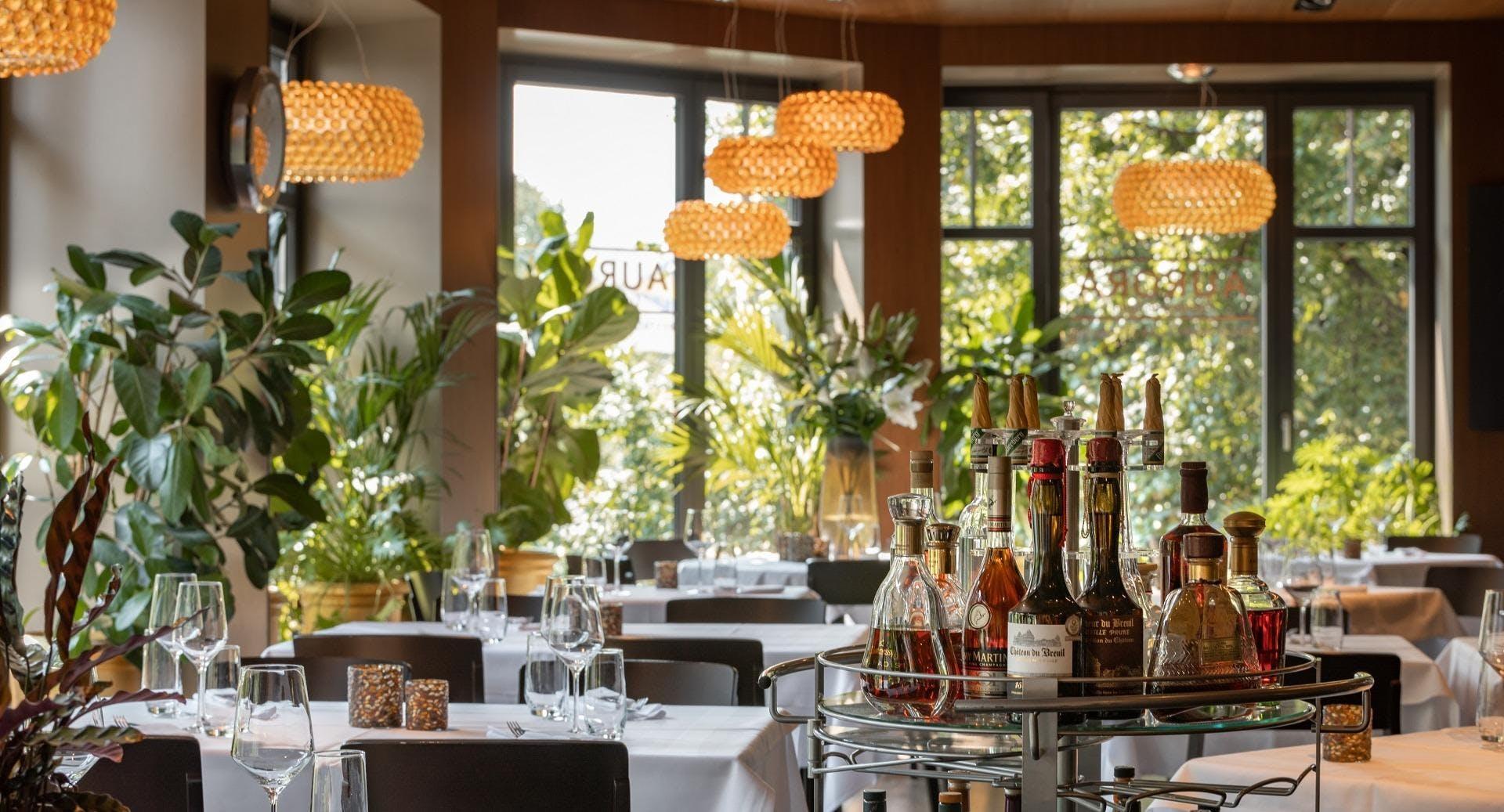 Aurora – amaze me. BAHNHOFSTRASSE I Restaurant & Bar Zurigo image 2