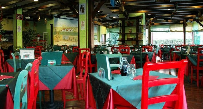 Pomodoro e Basilico (Vimercate) Monza e Brianza image 2