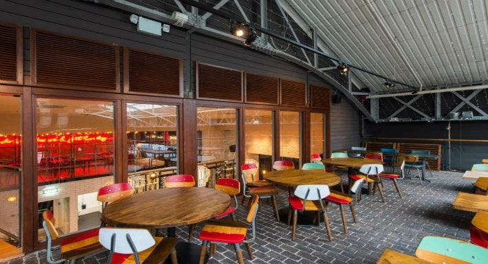 Bar Soba - Merchant City Glasgow image 5