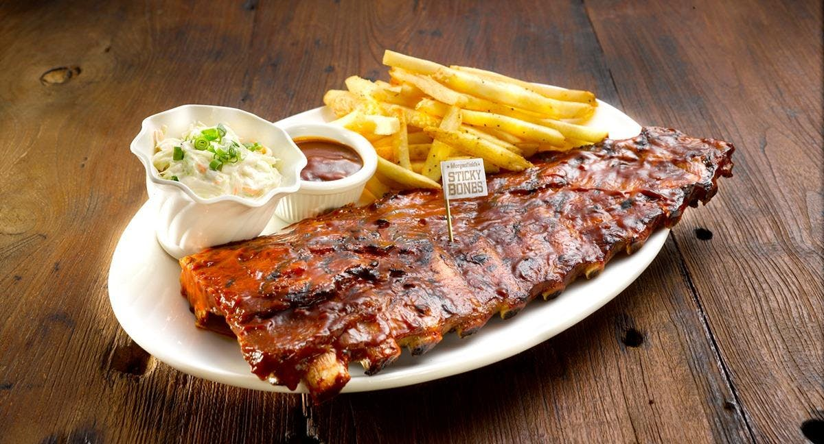 Morganfield's - The Star Vista