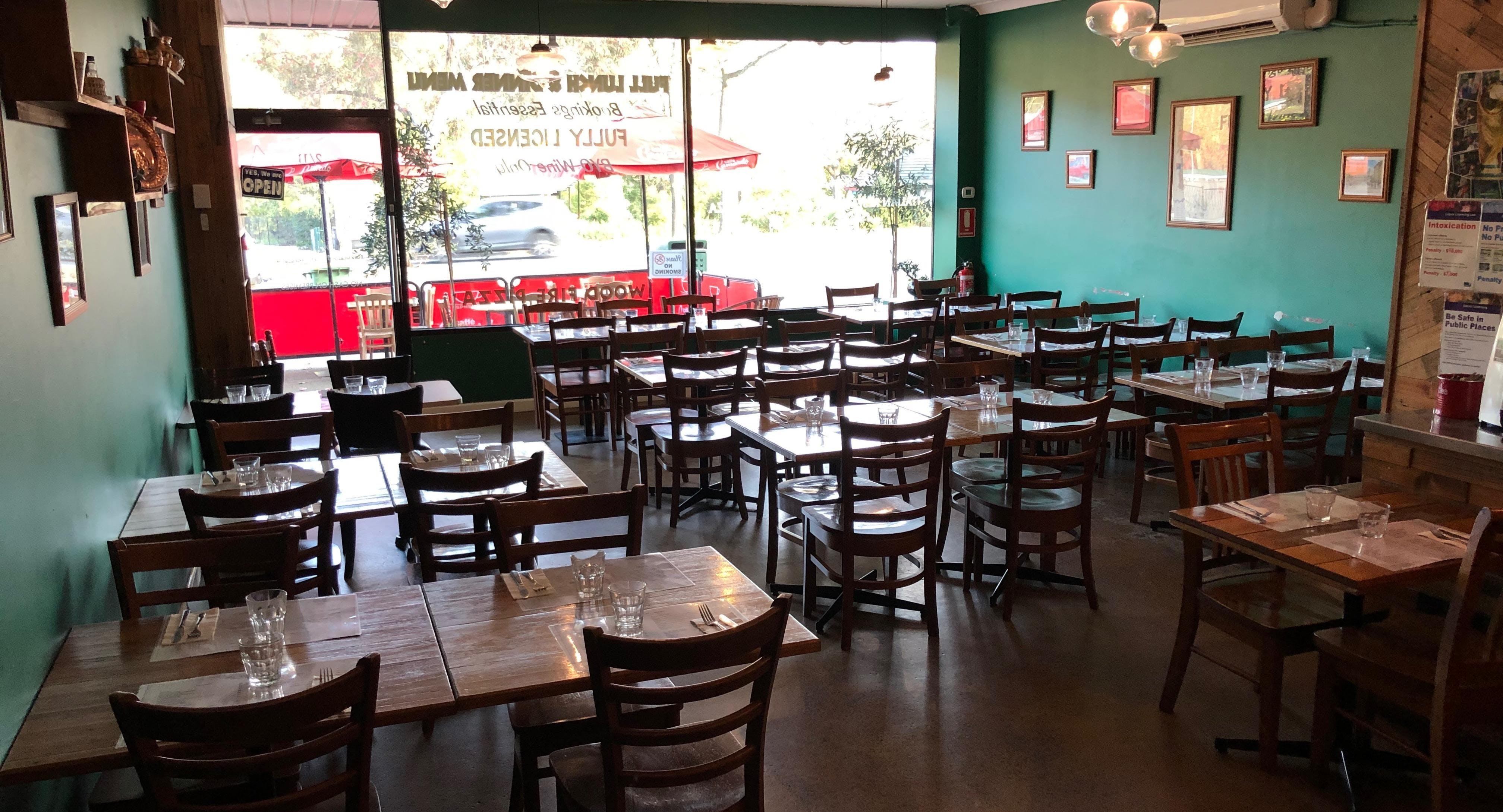 Photo of restaurant La Lupa Romana in Montrose, Melbourne