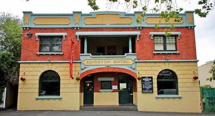 The Kingston Hotel