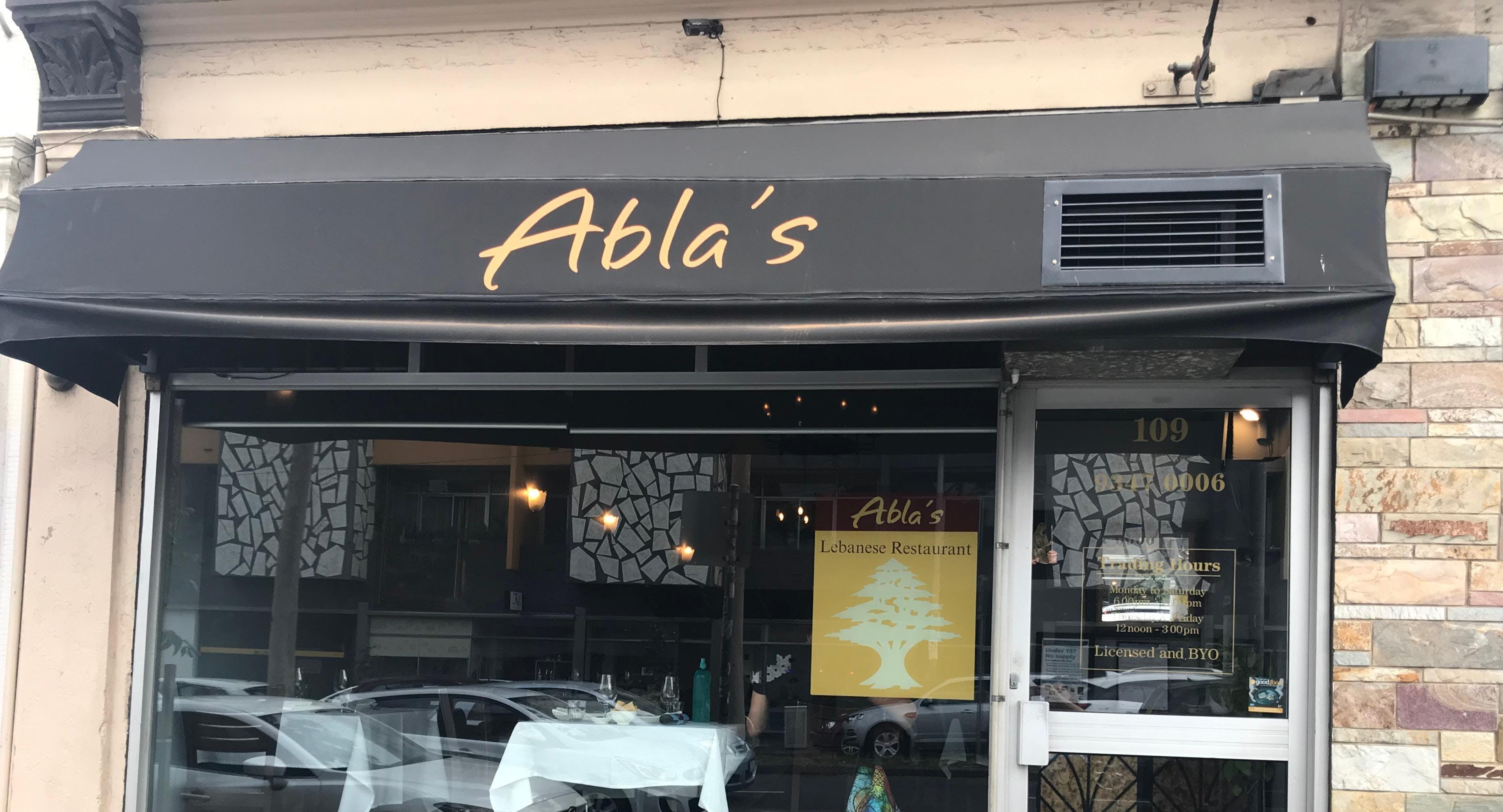 Abla's