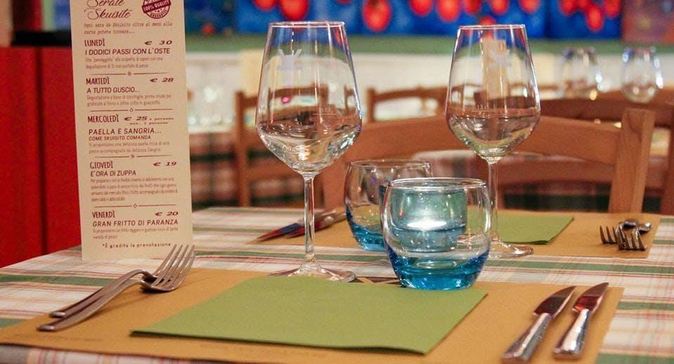 Skuisito Osteria del Pesce Milano image 1