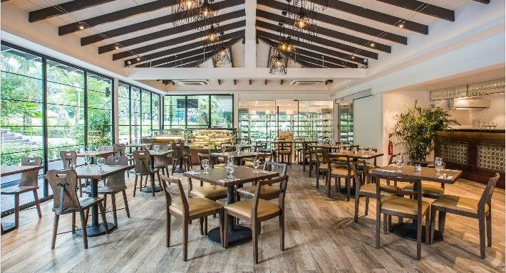 Canopy Garden Dining & Bar Singapore image 1