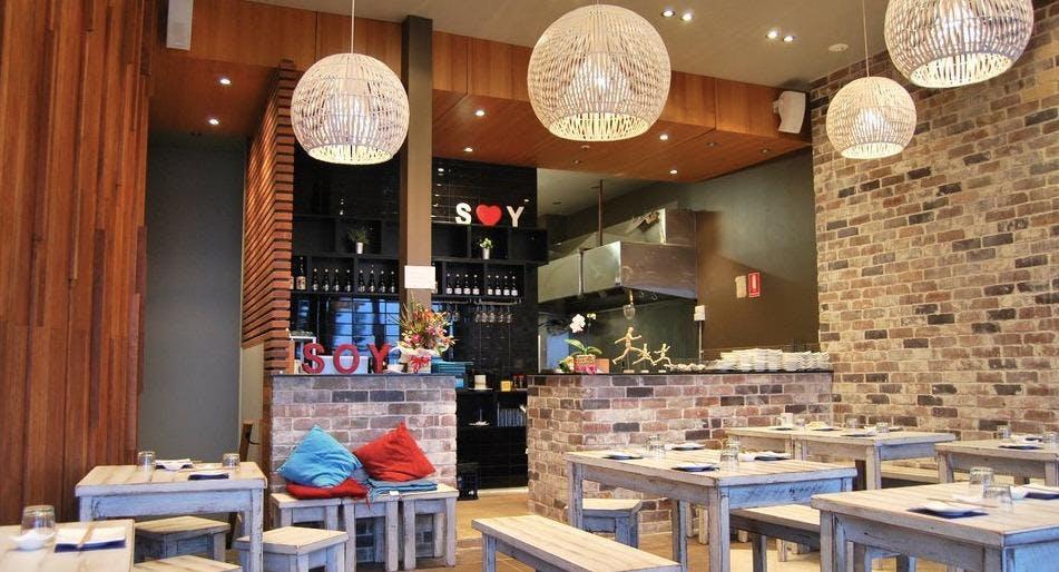 SOY Japanese Restaurant Sydney image 1