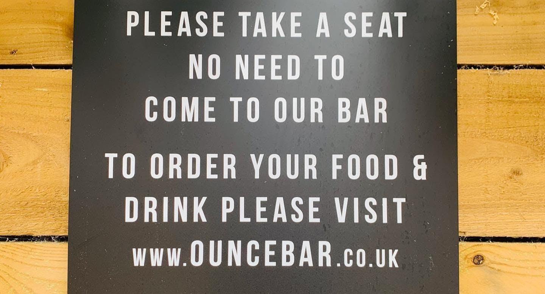 Ounce Bar & Kitchen