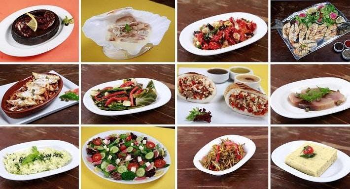 Zade Meyhane Bozcaada Mutfağı