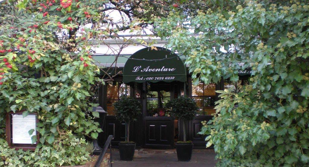 L 39 aventure a london st john 39 s wood for 1 blenheim terrace london nw8 0eh