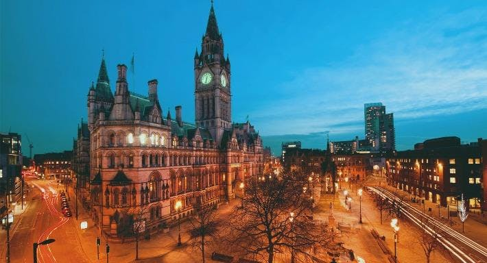 Veeno - Manchester