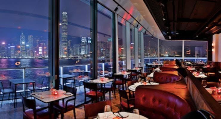 Gordon Ramsay Maze Grill Hong Kong
