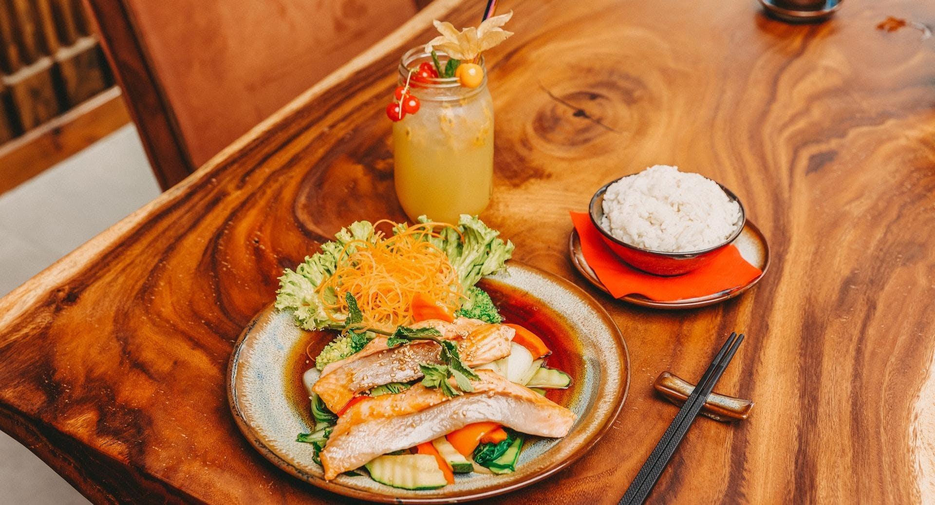 Umibar Sushi Asia Fusion Restaurant