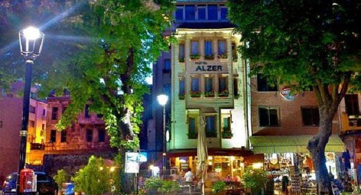 Alzer Garden Cafe Istanbul image 1