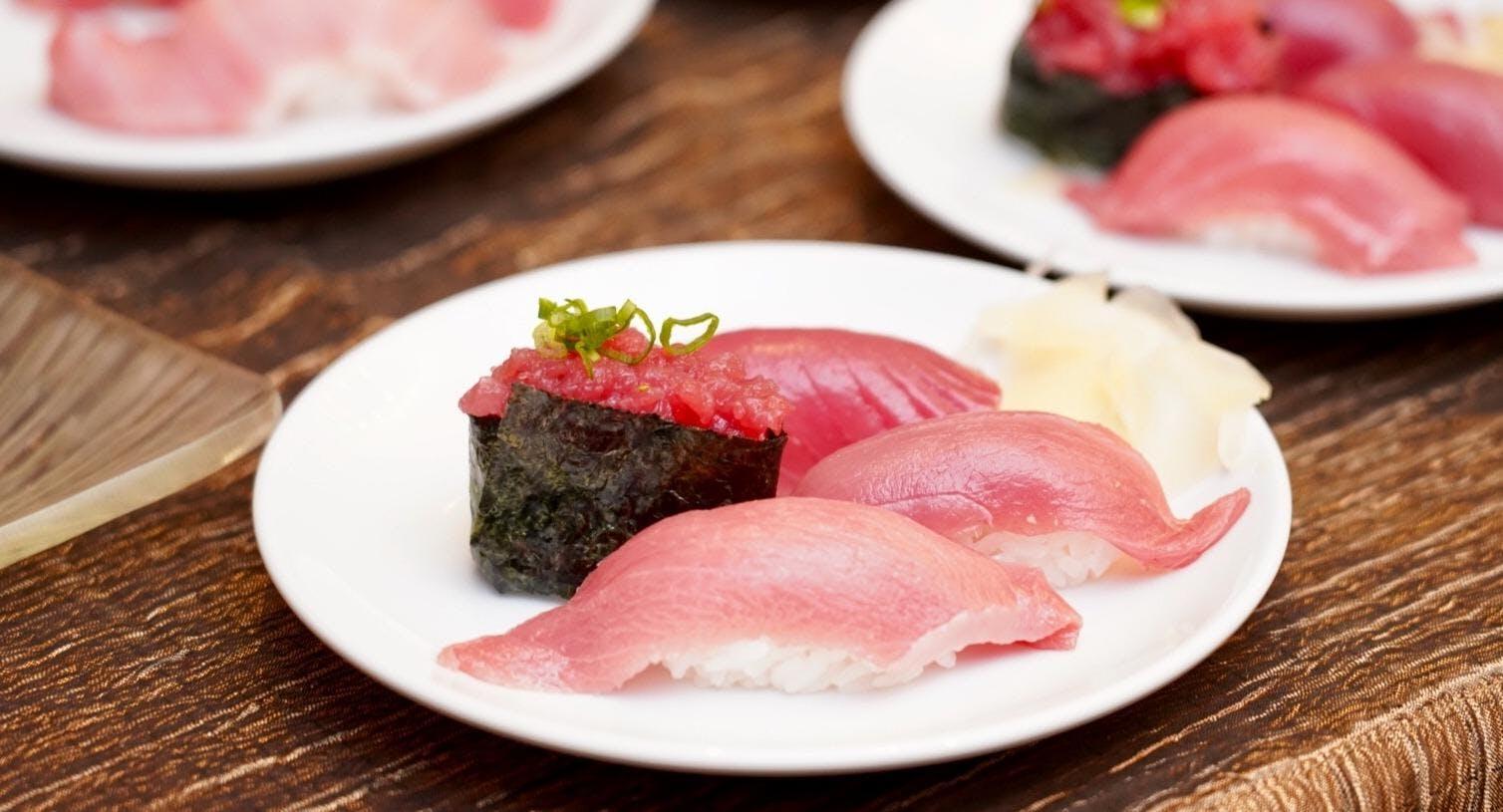 Kan Sushi - Tanjong Pagar