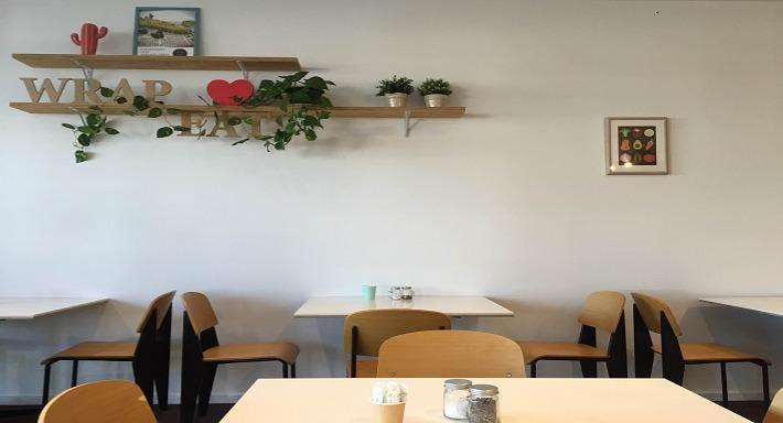 Wrap Eat Cafe & Restaurant
