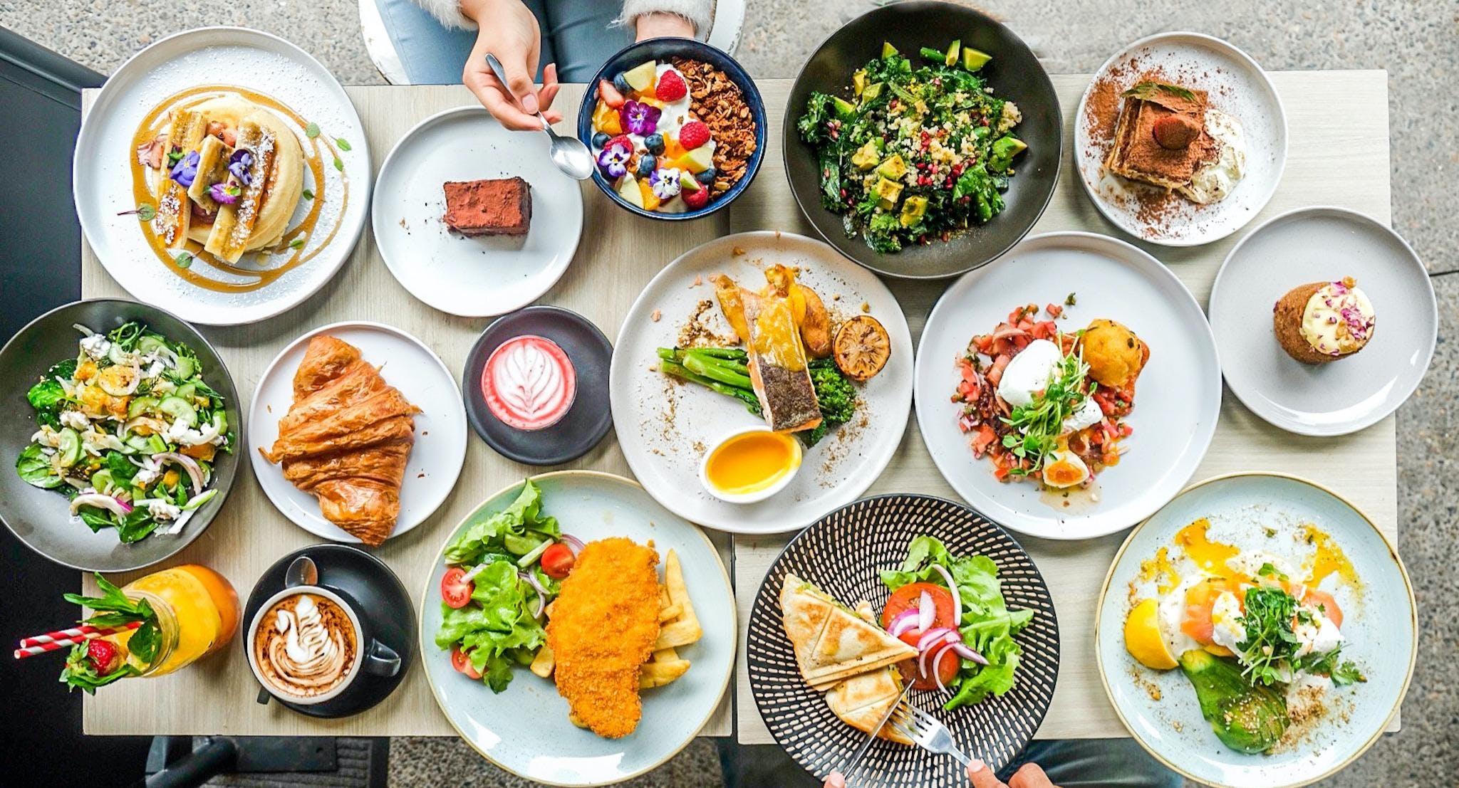 Photo of restaurant Oscar's Cafe & Dessert Bar in Randwick, Sydney