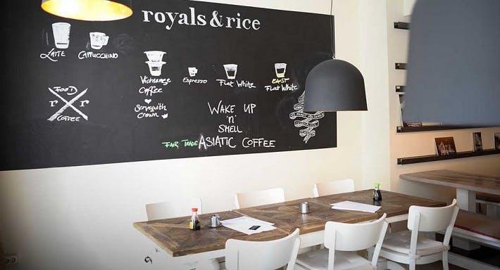 Royals & Rice Münster