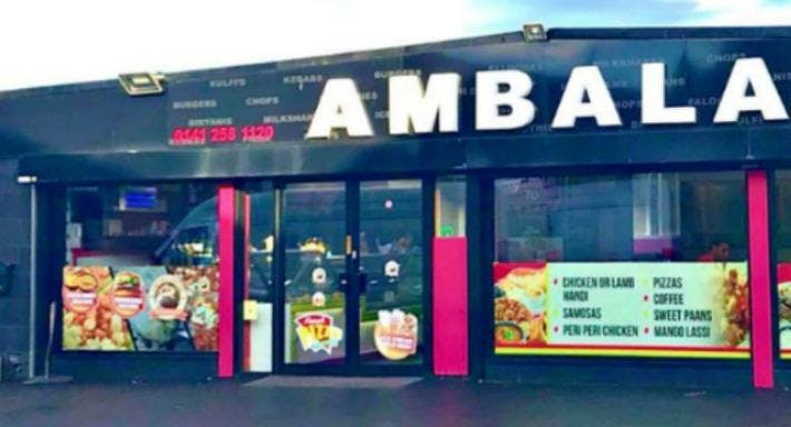 Ambala Restaurant Glasgow