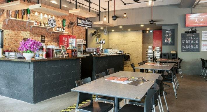 Burgers and More @ ToGather Kitchen & Bar Singapore image 2