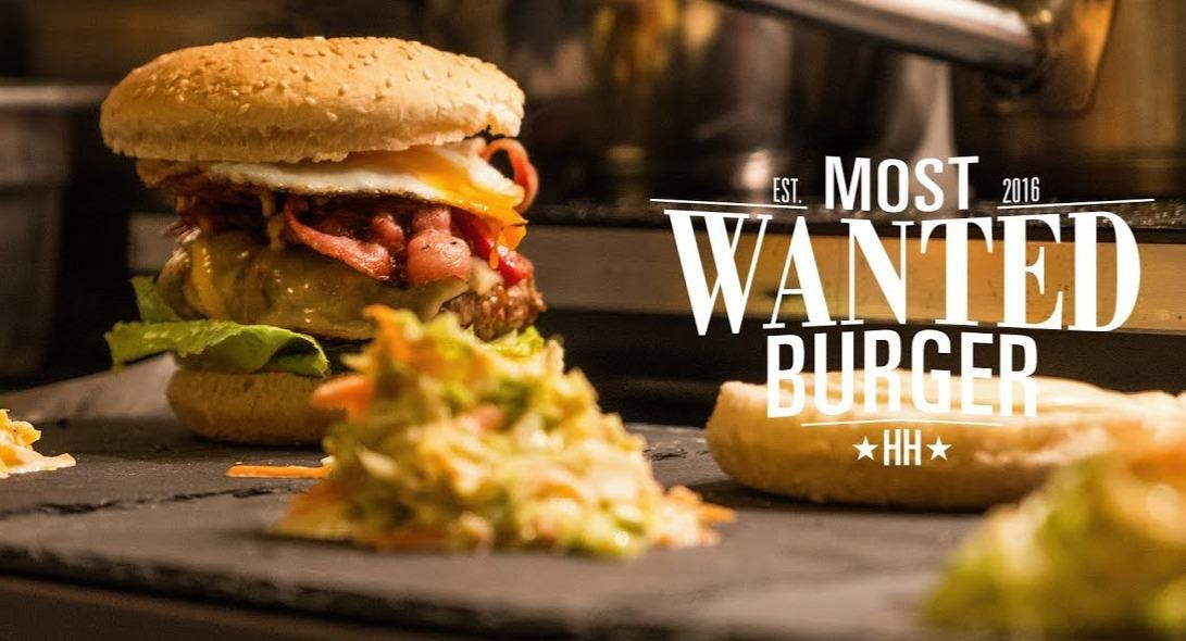 Most Wanted Burger Ottensen