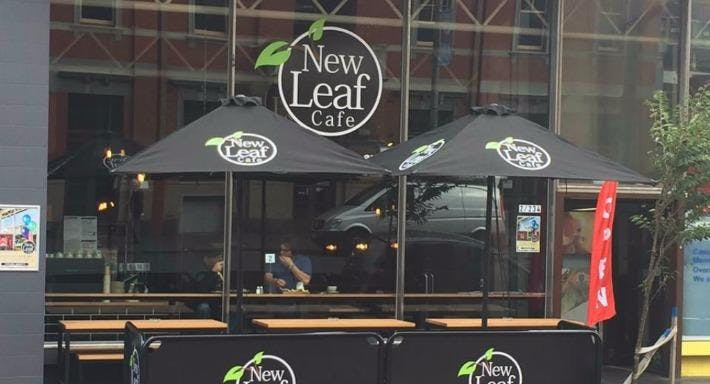 New Leaf Cafe - Footscray