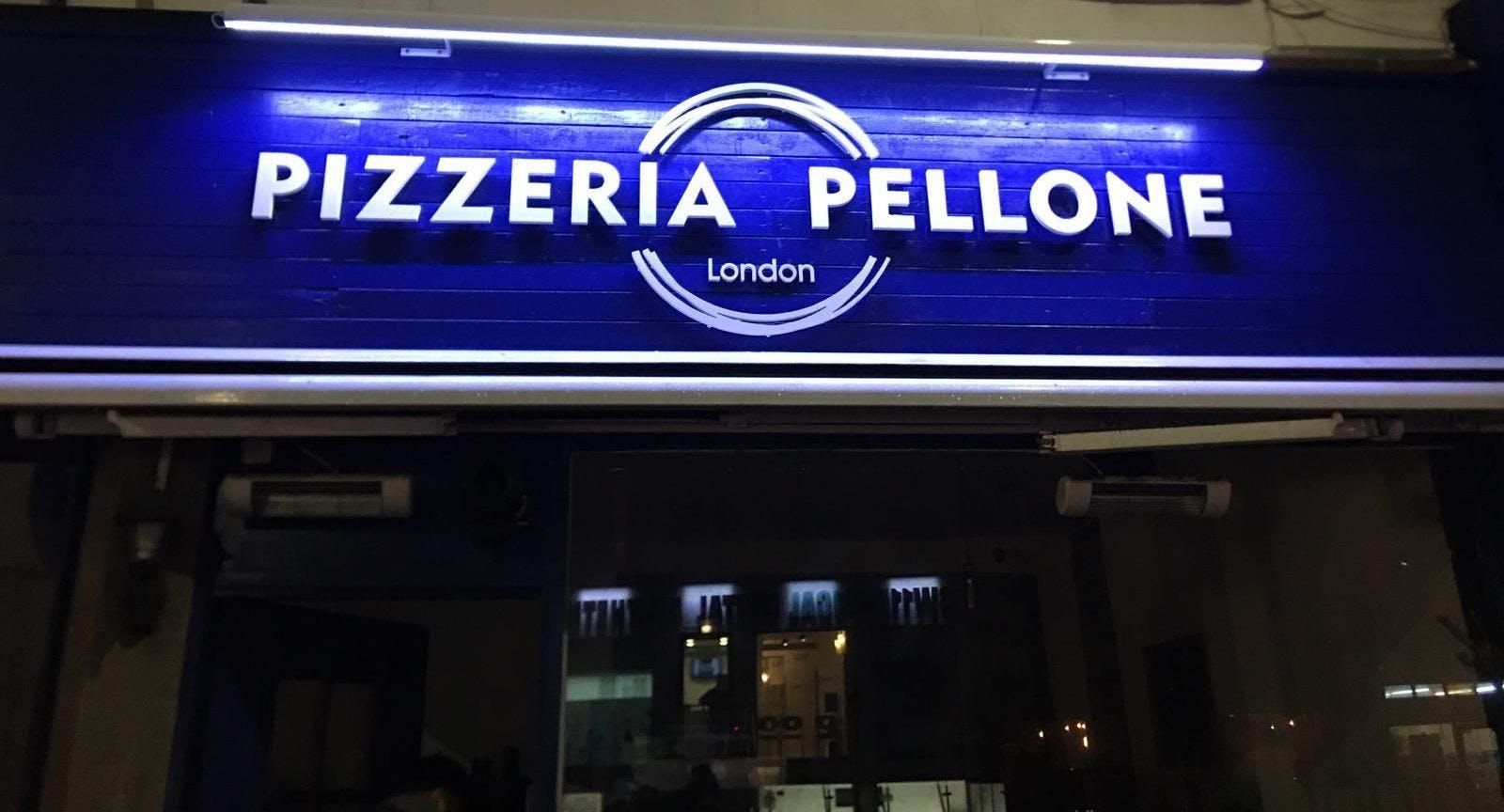 Pizzeria Pellone London