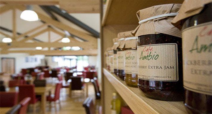 Cafe Ambio - Lakeland Motor Museum Ulverston image 4