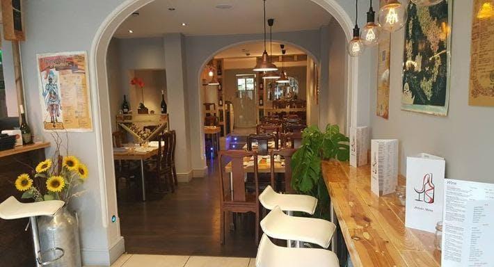Tavernetta Italian Restaurant Ipswich UK image 1