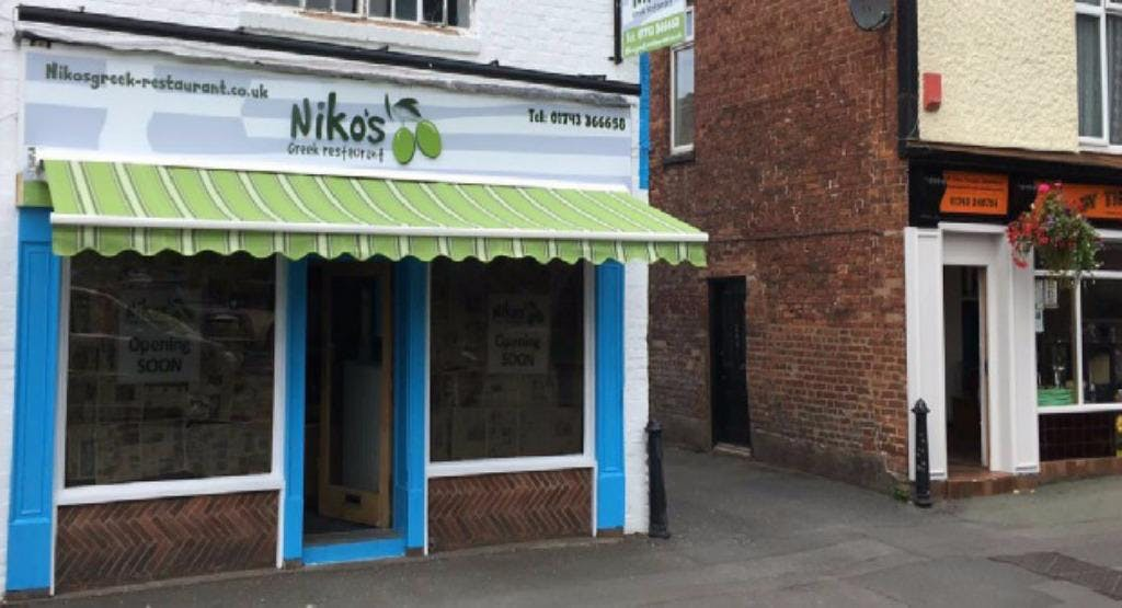 Niko's Greek Restaurant Shrewsbury image 1