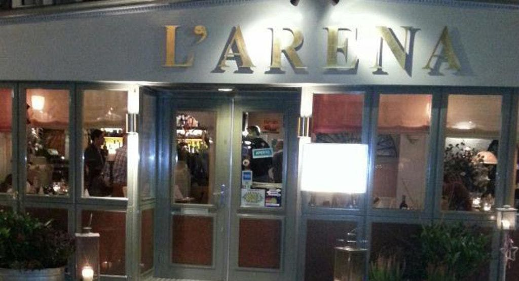 Italiaans Restaurant l'Arena Amsterdam image 1