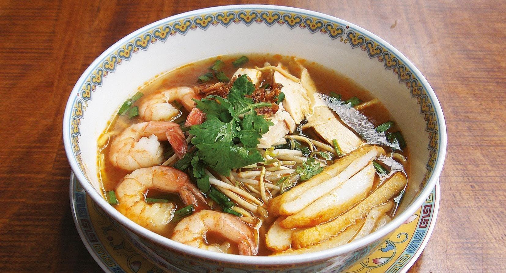 Cafe Oriental Singapore image 2