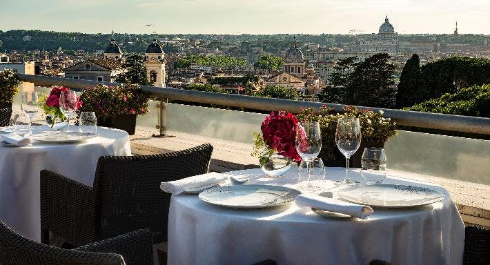La Terrasse Cuisine & Lounge Roma image 1