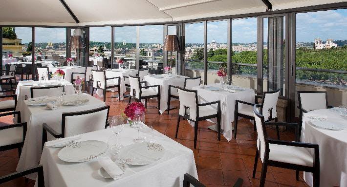 La Terrasse Cuisine & Lounge Roma image 3
