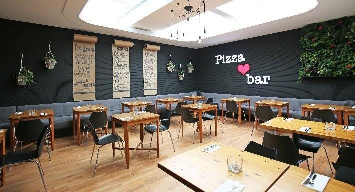 Pizza Heart Bar