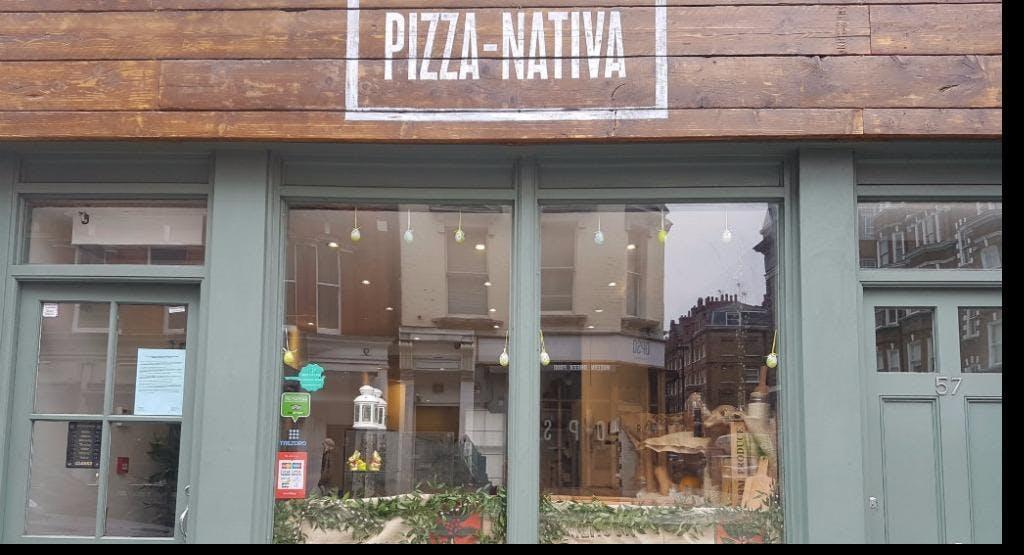 Pizza Nativa - Marylebone London image 1