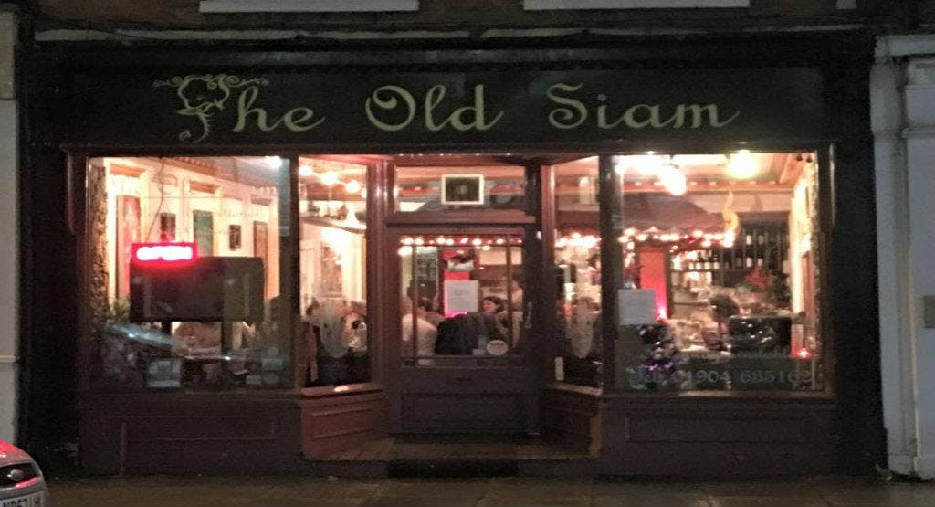 The Old Siam - York York image 1