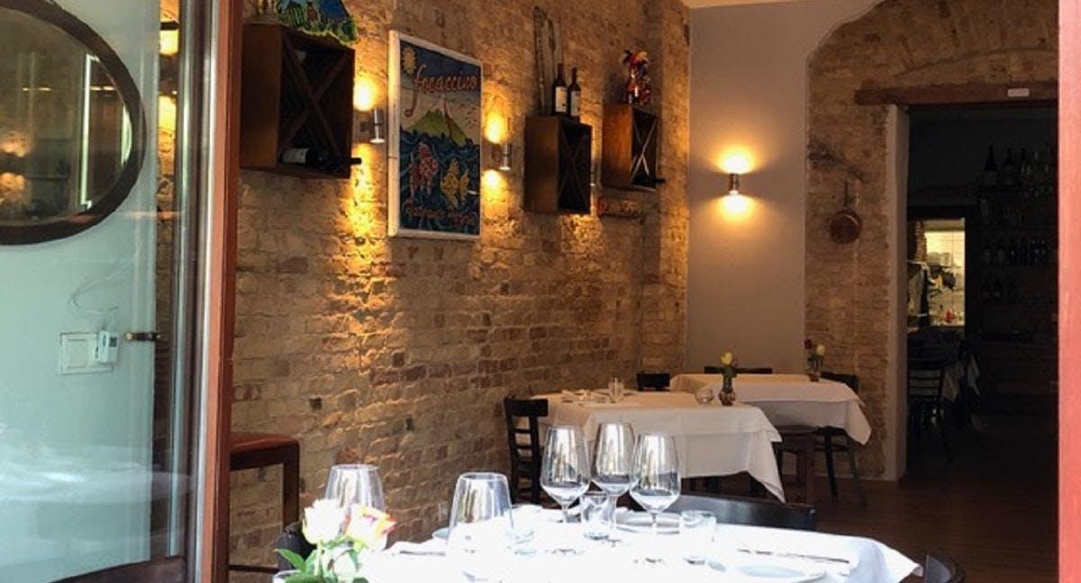 Photo of restaurant Ristorante Focaccino in Charlottenburg, Berlin